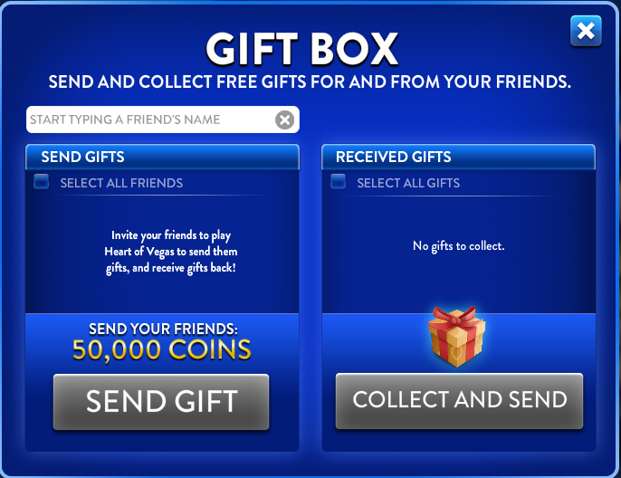 Why cant i send out gifts no one appears on my list product once your friend has collected their gift you will be able to send them a new gift the following day friends list will re appear negle Gallery